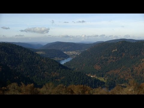 Discovering France's breathtaking Vosges mountains