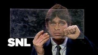 Plexiglass Standup - Saturday Night Live