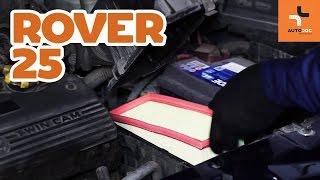 Montage Étrier fixe étrier de frein arrière gauche droite ROVER 25 : video manuel