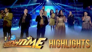 TNT Grand Finalists perform a  spectacular medley of Hajji Alejandro's classic hits | It's Showtime