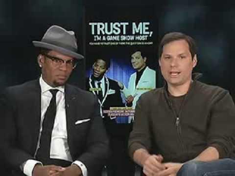 Sidewalks TV: D.L. Hughley and Michael Ian Black talk Trust Me, I
