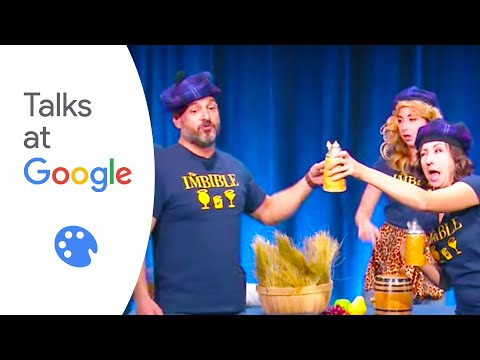 """The Imbible: A Spirited History of Drinking"" 