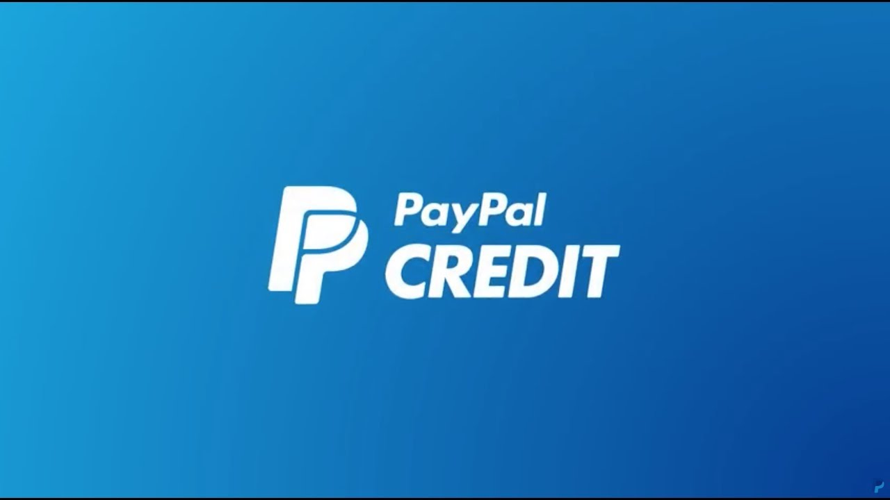 Stores That Accept Paypal Credit Online >> Paypal Credit Line Of Credit Paypal Us