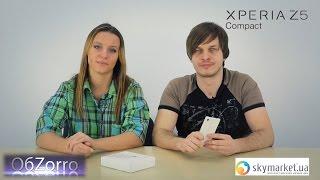 Обзор Sony Xperia Z5 Compact / Обзорро