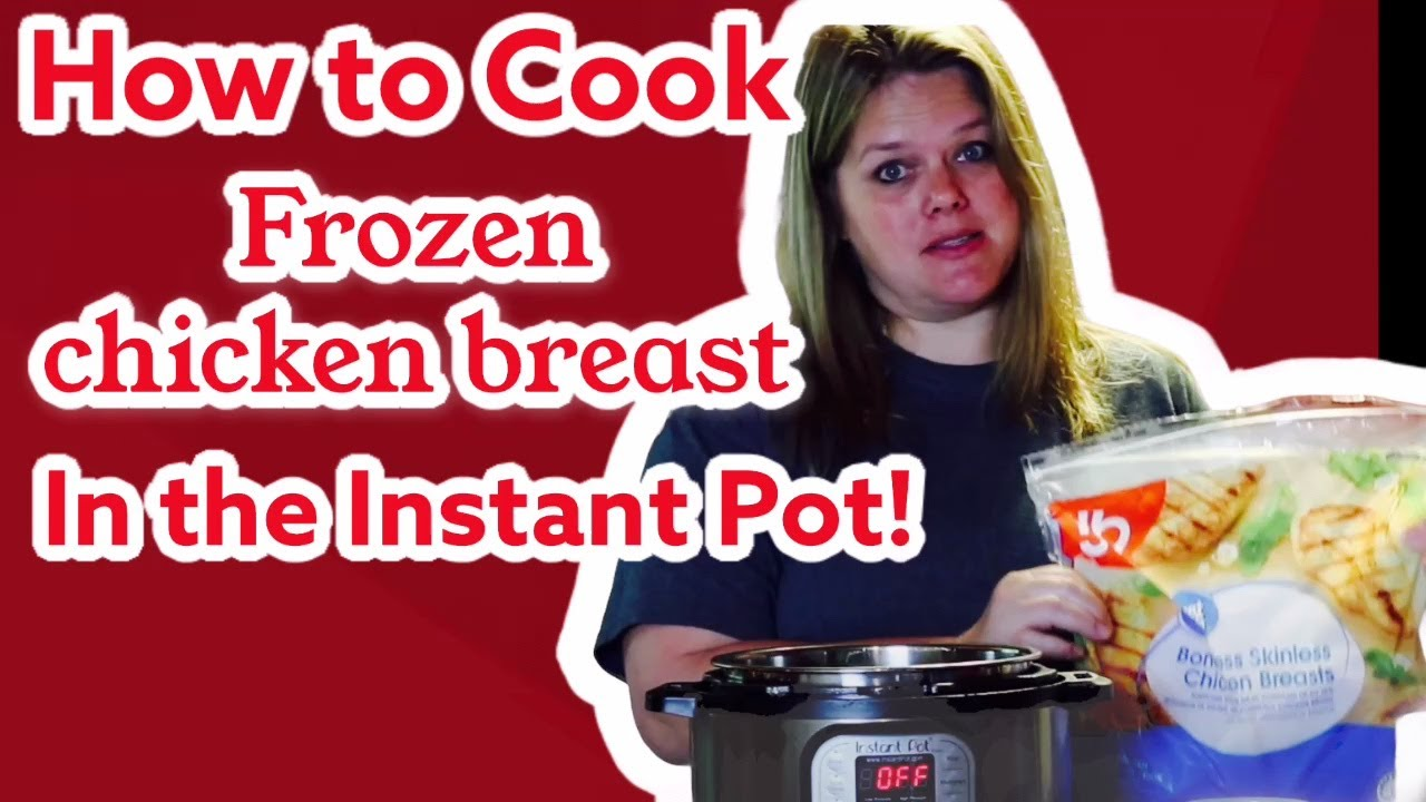 can you put frozen chicken in a pressure cooker