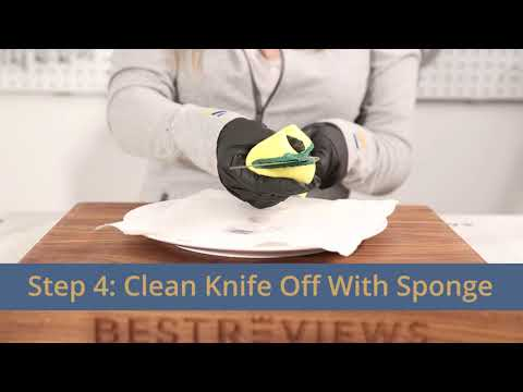 How to Clean Rust off of Your Kitchen Knives