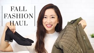 Fall Fashion Haul ft. ASOS, Revolve, Nordstrom & More, fall fashion haul
