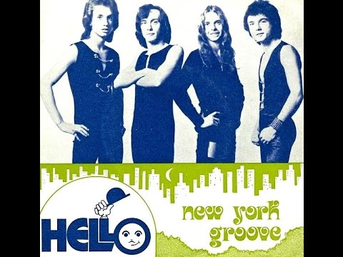 Hello - New York Groove (UltraTraxx Groove Mix) [HD Remaster], 1975, HQ