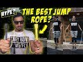 THE #1 JUMP ROPE ON THE INTERNET! | RUSH ATHLETICS SPEED ROPE REVIEW