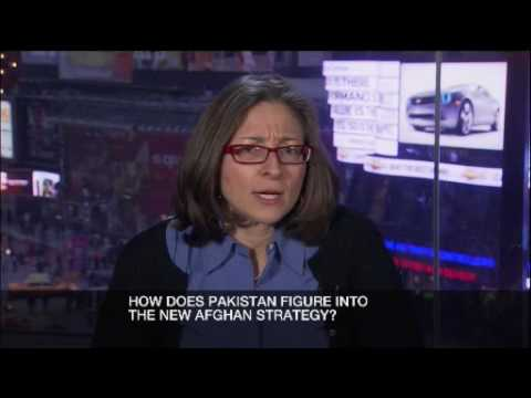 Riz Khan - Pakistan's delicate balancing act - 7 Dec 09 - Part 1