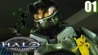 Nick - Halo: Combat Evolved (Master Chief Collection) (Part 1) (Full Stream)