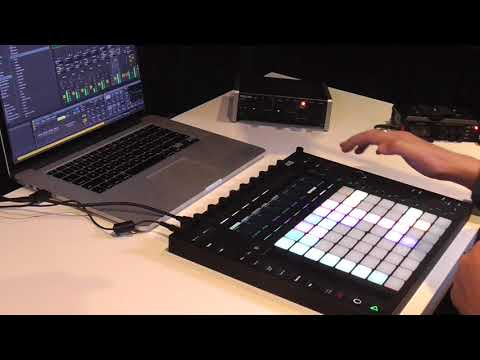 Beat Of The Day: Building A Track On Ableton Push 2