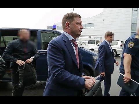 Неприкасаемых нет: главе Хабаровского края предъявили обвинение в организации убийства