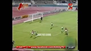 هدف الأهلي الثاني مقابل 0 مزارع دينا علاء إبراهيم الدوري الأسبوع الأول 29 أغسطس 1999