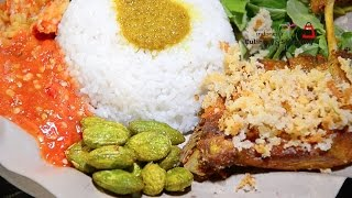Wonderful Indonesia Culinary & Shopping Festival - Sambel Gledek & Nasi Cumi