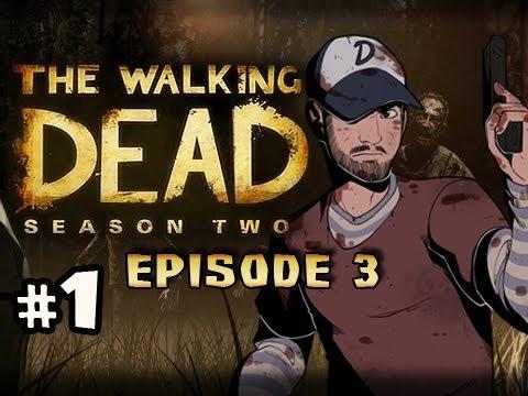 Walking Dead Season 1 Episode 3 LOCKED UP - The...