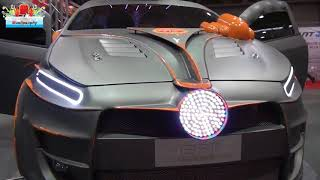 New Video Tuning Cars Show 2018 ▬  Engine Sound Hi-Fi Stereo !!