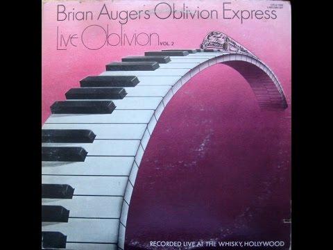 Brian Auger's Oblivion Express – Live Oblivion Vol. 2 ( Full Album Vinyl ) 1976
