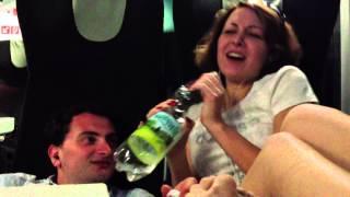 Танцы поезд Вена-Будапешт