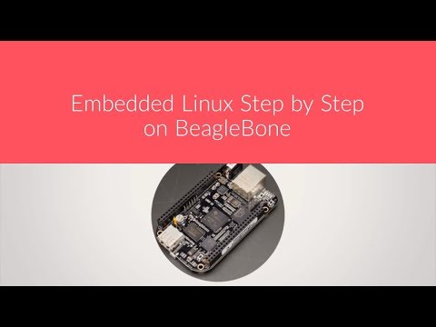 New Course : Embedded Linux Step by step using Beaglebone