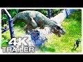 YouTube Turbo JURASSIC WORLD EVOLUTION Trailer #1 NEW (2018) Jurassic Park 4K ULTRA HD