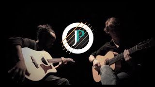 BLURRED LINES  - Guitar Cover by Jovanny Parvedy & Peter McGrane