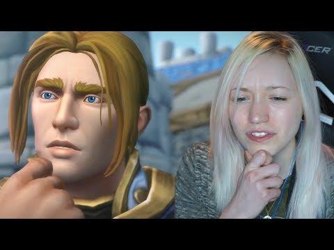 Reaction: Alliance Epilogue 7.3.5 Cinematic