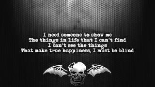 Avenged Sevenfold - Paranoid [Lyrics on screen] [Full HD]