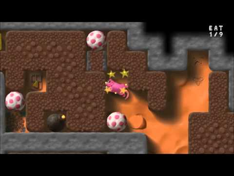 Genius Greedy Mouse - GamePlay video