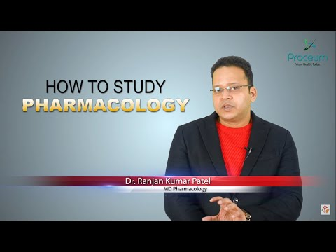 How To Study Pharmacology For USMLE , FMGE And NEETPG ? Dr Ranjan Kumar Patel