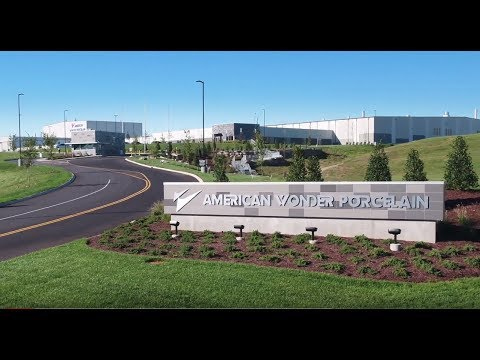 American Wonder Porcelain - U.S. Corporate Office / Manufacturing Plant