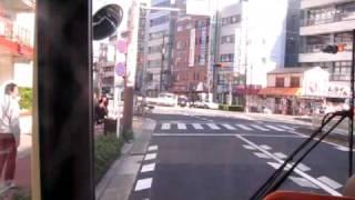 大阪市バス【前面展望】[旧110]天満橋~守口車庫前