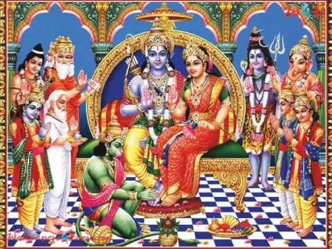 Image result for rajtilak of ram