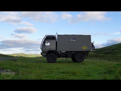 Overland Travel Scotland - Part 1 | Terratrotter®