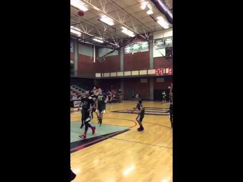Shahala Middle School Basketball