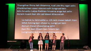MSA hla - Mizo vocal band