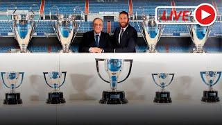 Acto institucional de homenaje y despedida de nuestro capitán Sergio Ramos | Real Madrid