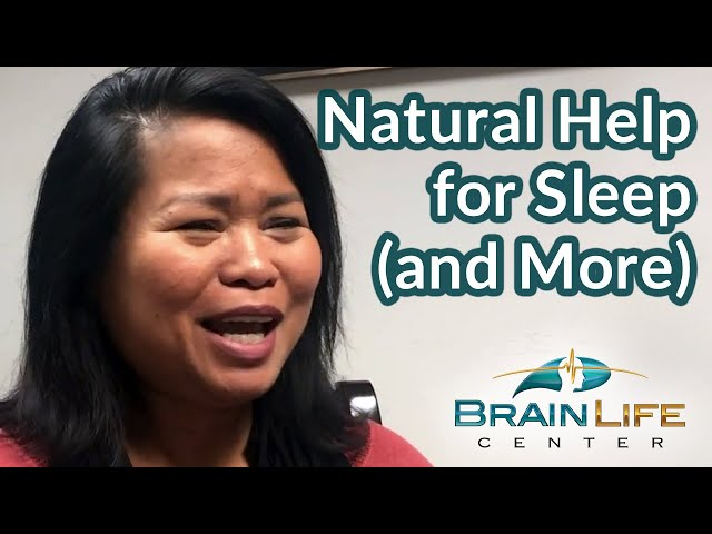 Natural Help for Sleep (and More)