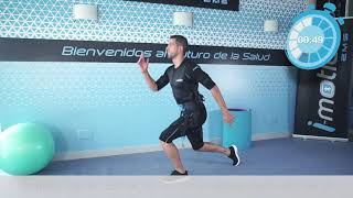 LUNGE Knees I-Motion