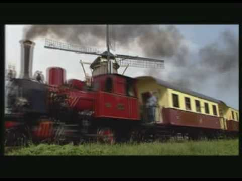 Atrain journey across Holland.mov