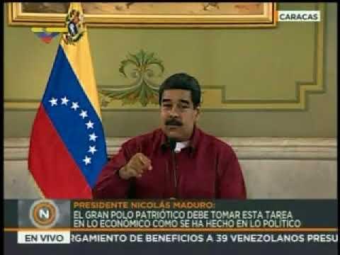 Maduro reacciona sobre destitución de Rajoy: Mi amigo Mariano, se fue