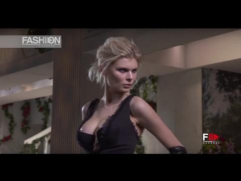 LA PERLA Fall Winter 2017-18 Womenswear Full Show New York – Fashion Channel