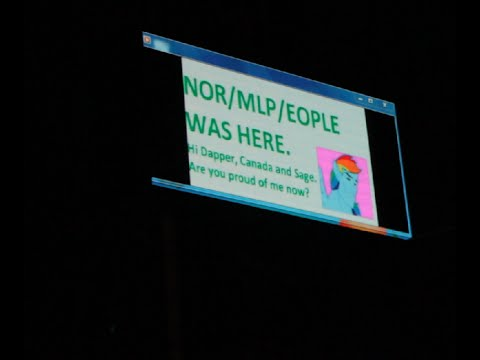 /mlp/ Hijacks Billboard