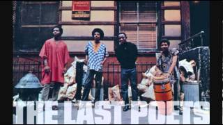 The Last Poets It