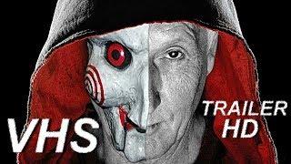 Пила 8 (2017) - русский трейлер - VHSник