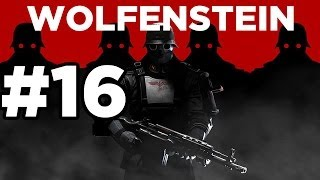 [I am the Best at Stealth] Wolfenstein THE NEW ORDER #16