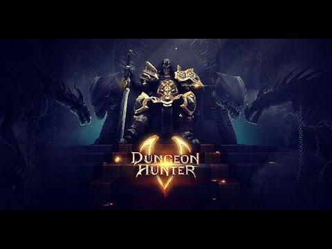 Dungeon Hunter 5 Walkthrough - Part 1