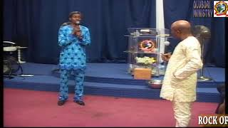 Master And Ruler by Pastor Olubori