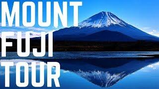 MOUNT FUJI, JAPAN - The Amazing Fujisan! Plus Aokigahara Forest