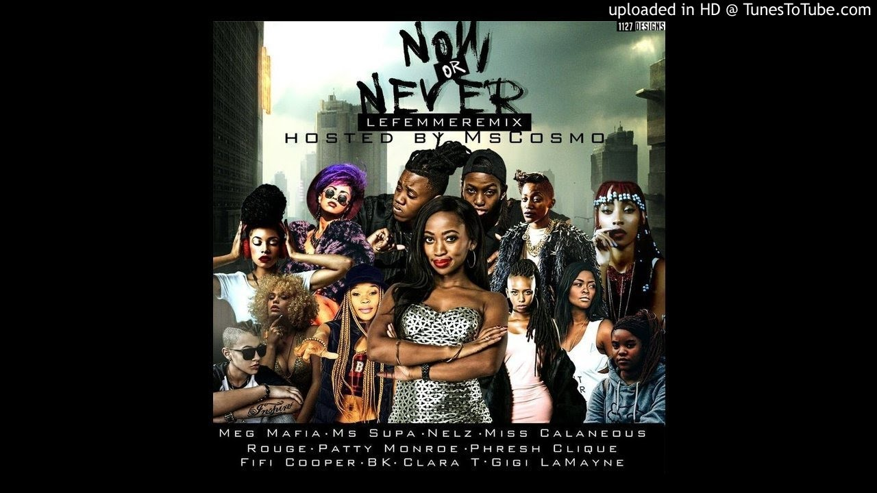 Download DJ Switch ft MsCosmo and Various atists_ Now Or Never-LeFemmeRemix